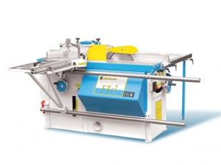 Комбинирани машини фреза-циркуляр