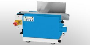 Машини за изглаждане на стружки от листов метал